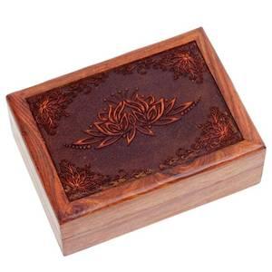 Bilde av Tarotkort eske Lotus - Tarot