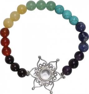 Bilde av Armbånd Chakra med Lotus